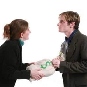 как правильно подать на алименты в браке