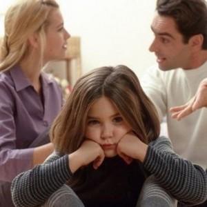 как развестись с женой если есть дети несовершеннолетние