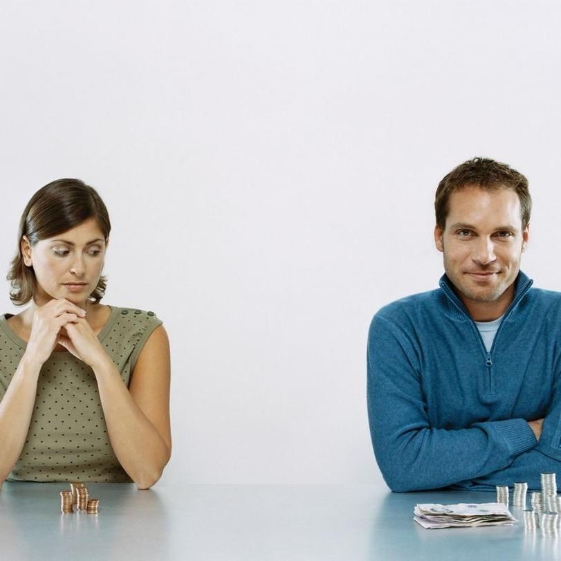 Алименты от жены в пользу мужа