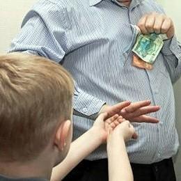 если отец отказывается от ребенка
