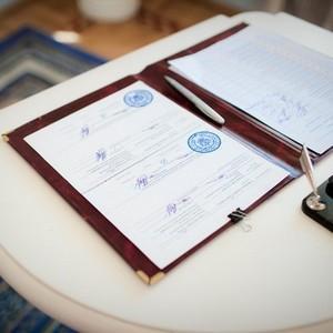 Какие нужны документы для подачи заявления на регистрацию брака