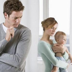 все развод с женой если есть ребенок до 1 года было тридцать