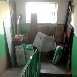 захламление мест общего пользования в многоквартирном доме