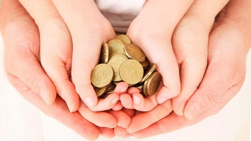 максимальный процент удержания алиментов из заработной платы