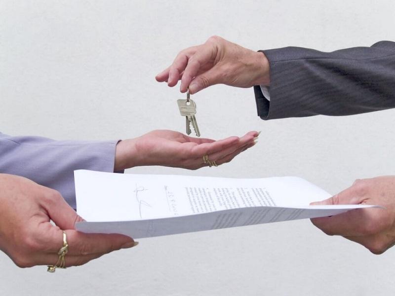 дарение недвижимости договор дарения