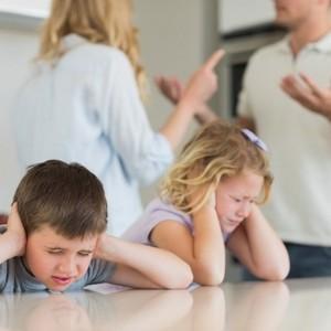 как поделить ребенка при разводе
