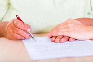 Можно ли узнать наличие завещания на наследство после смерти родственника