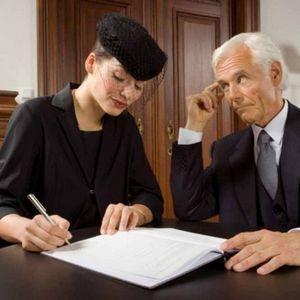Вступление в наследство после смерти без завещания и с ним: образец заявления и сроки