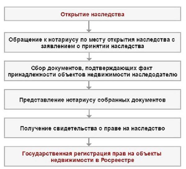 Список документов для вступления в наследство на дом и земельный участок