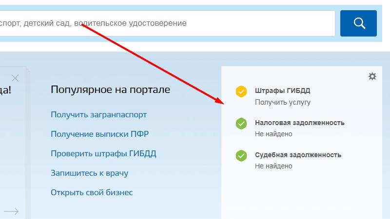 Проверка запрета на выезд за границу РФ