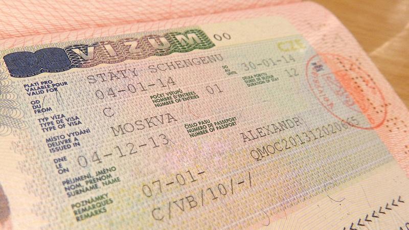 Список визовых центров и представительств Дании в России