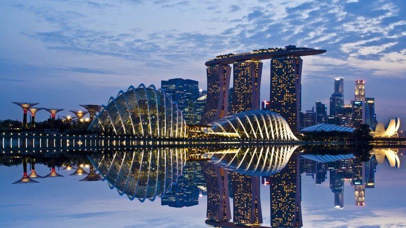 Как уехать работать в Сингапур: вакансии, оформление визы и общие советы