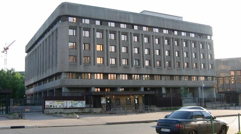 Список визовых центров Германии в России