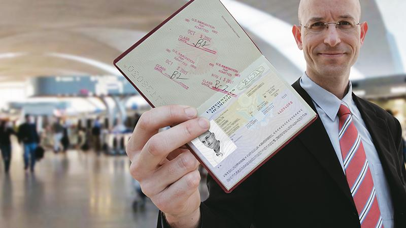 Вакансии и оформление рабочей визы в США