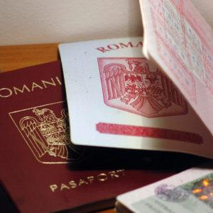 Гражданство в Румынии