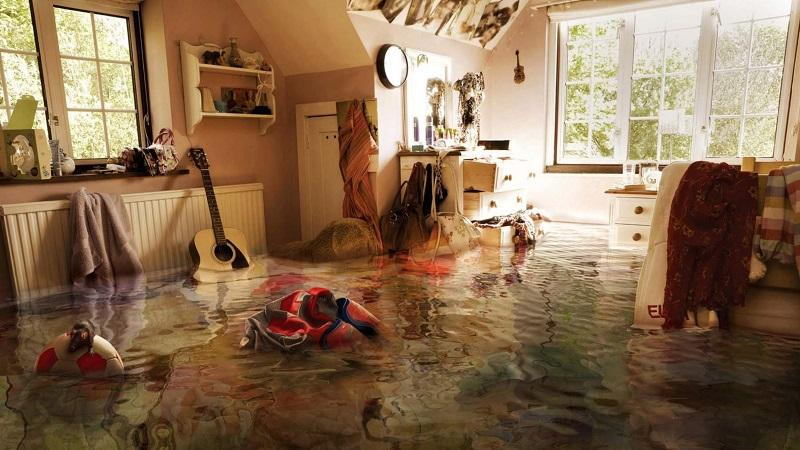 Что делать если прорвало трубу в квартире