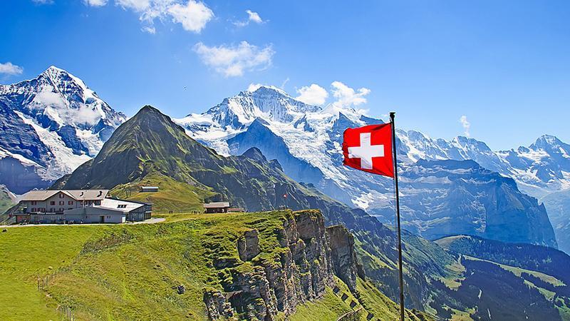 Как самостоятельно получить визу в Швейцарию