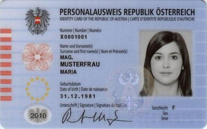Порядок получения гражданства Австрии гражданами России