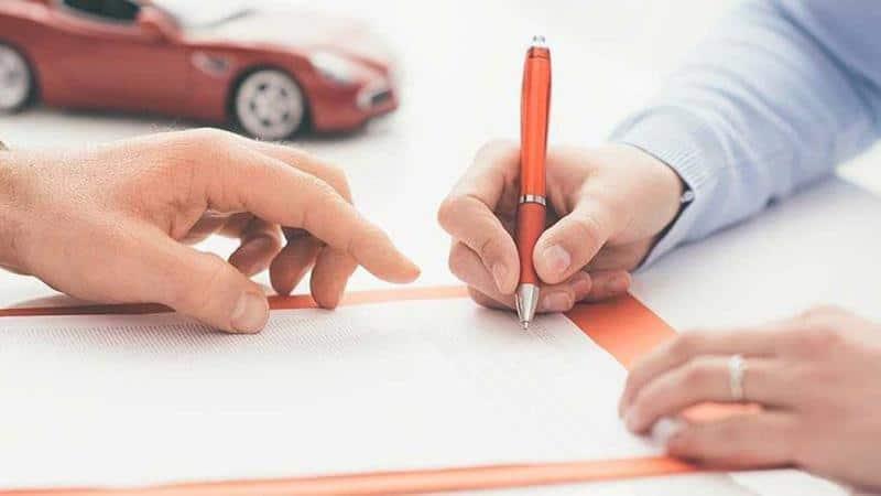 Договор купли продажи автомобиля по наследству: образцы и бланки договора
