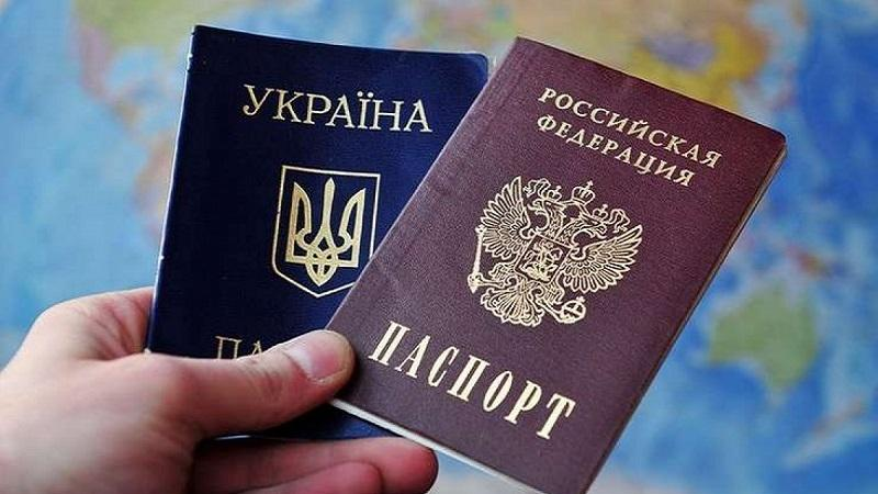 Порядок получения украинского гражданства гражданами России
