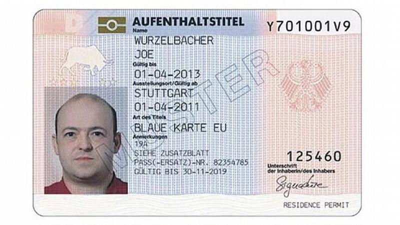 Учловия работы в германии кратко