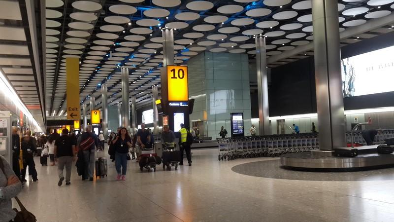 Нужна ли виза при транзите через лондон