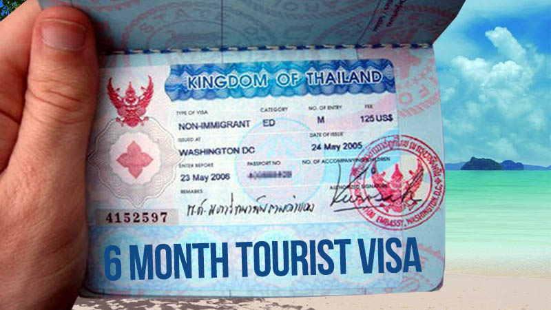 Виза в Тайланд: нужна ли для россиян, как оформляется, можно ли продлить и штрафы за просрочку