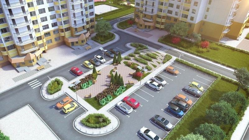 Что входит в благоустройство придомовой территории (двора) многоквартирного дома: элементы, правила. Озеленение и оформление