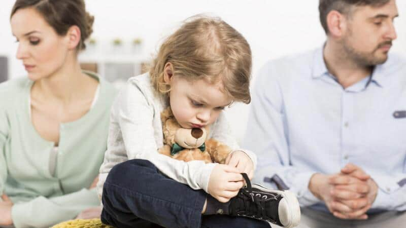 Имеет ли право на наследство ребенок от первого брака