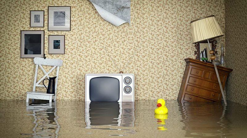 Что делать если затопили соседи сверху: оценка ущерба и способы решения