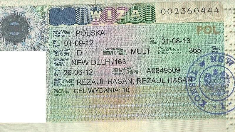Работа в Польше для белорусов: с проживанием и по приглашению, рабочая виза и порядок её оформления