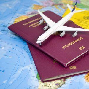 Анкета на визу в Германию: образец заполнения бланка для получения немецкой визы