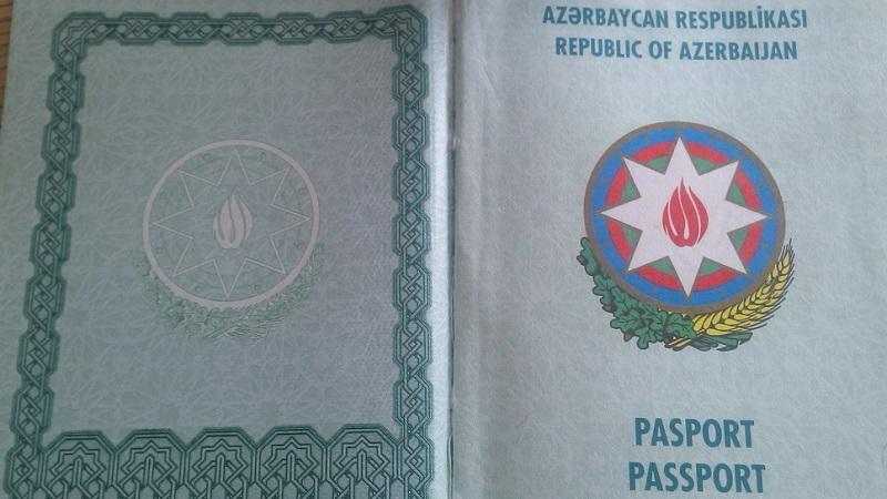 Во сколько лет в азербайджане получают паспорт
