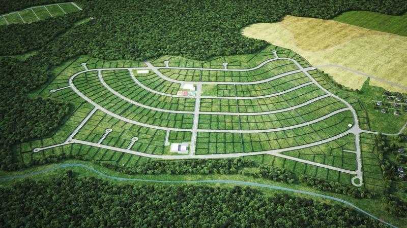 Как выглядит ситуационный план земельного участка