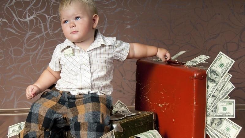 Имеет ли ребенок право на наследство родителя, которого лишили родительских прав