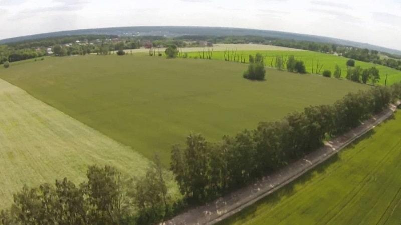 Величина гектара земли в квадратных метрах